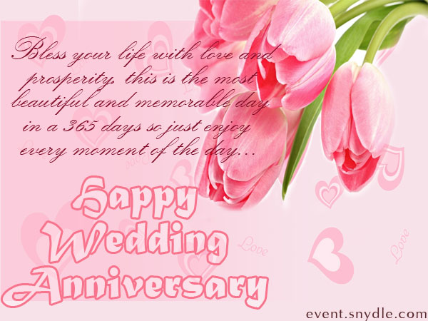 free wedding anniversary cards for friends