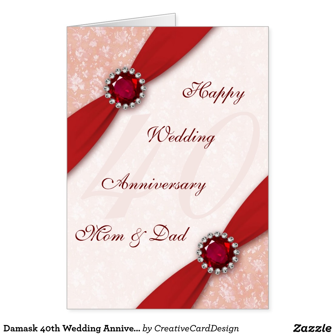 wedding anniversary greeting card design sang maestro