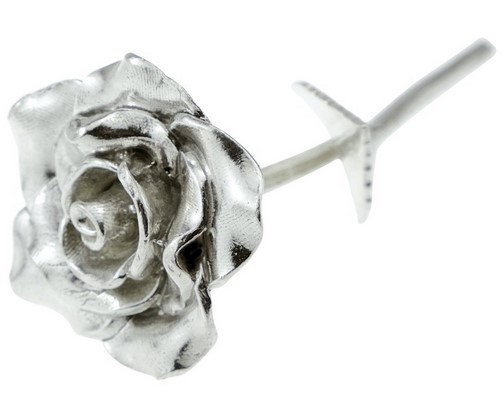 tin rose for 10 year wedding anniversary gift
