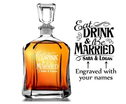 personalized wedding gift under $50