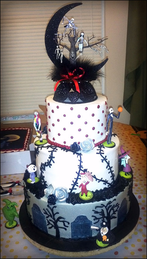 nightmare before christmas wedding ideas sang maestro