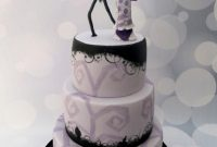 jack and sally wedding cake topper