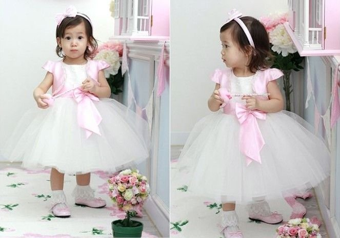 baby wedding dresses