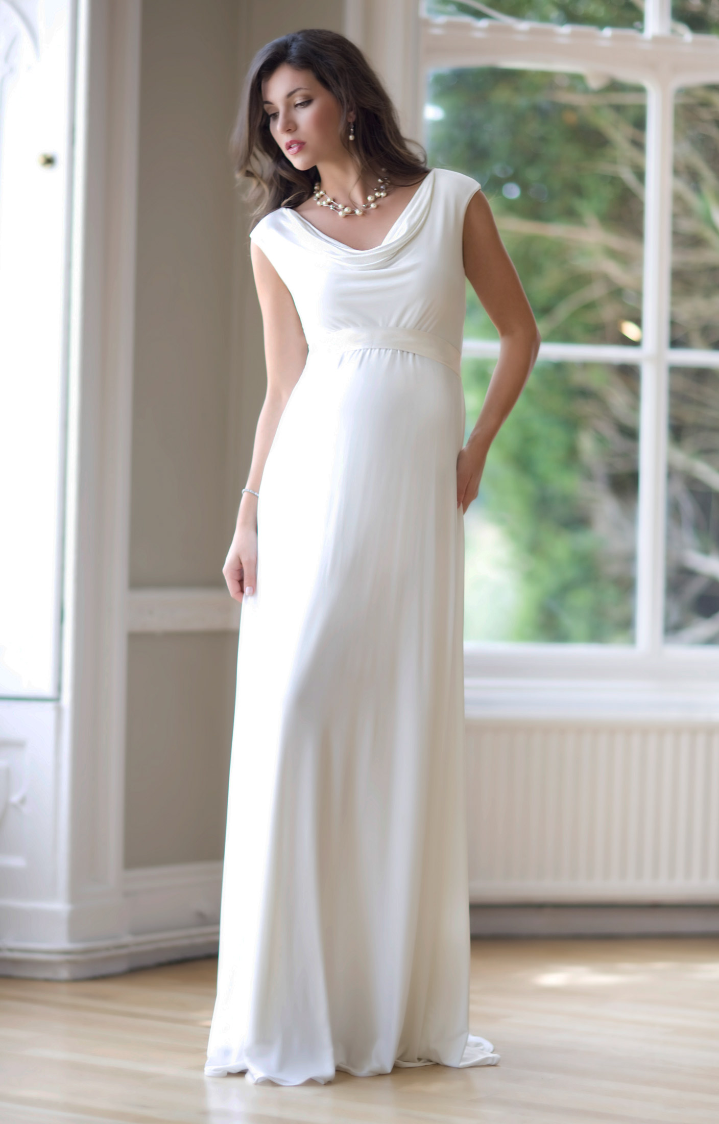 Brilliant Guide To Buying Wedding Dresses For Pregnant Women - Real Photo Pictures | Exquisite Womenu0026#39;s ...