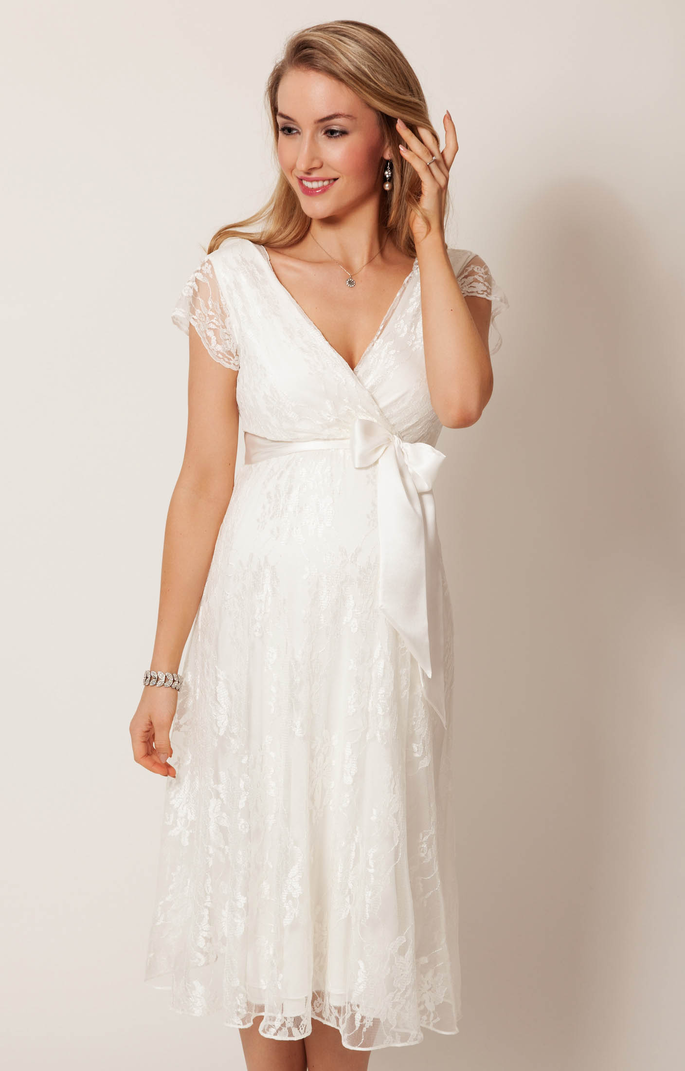 Brilliant WhiteAzalea Maternity Dresses Stunning Maternity Wedding Dresses
