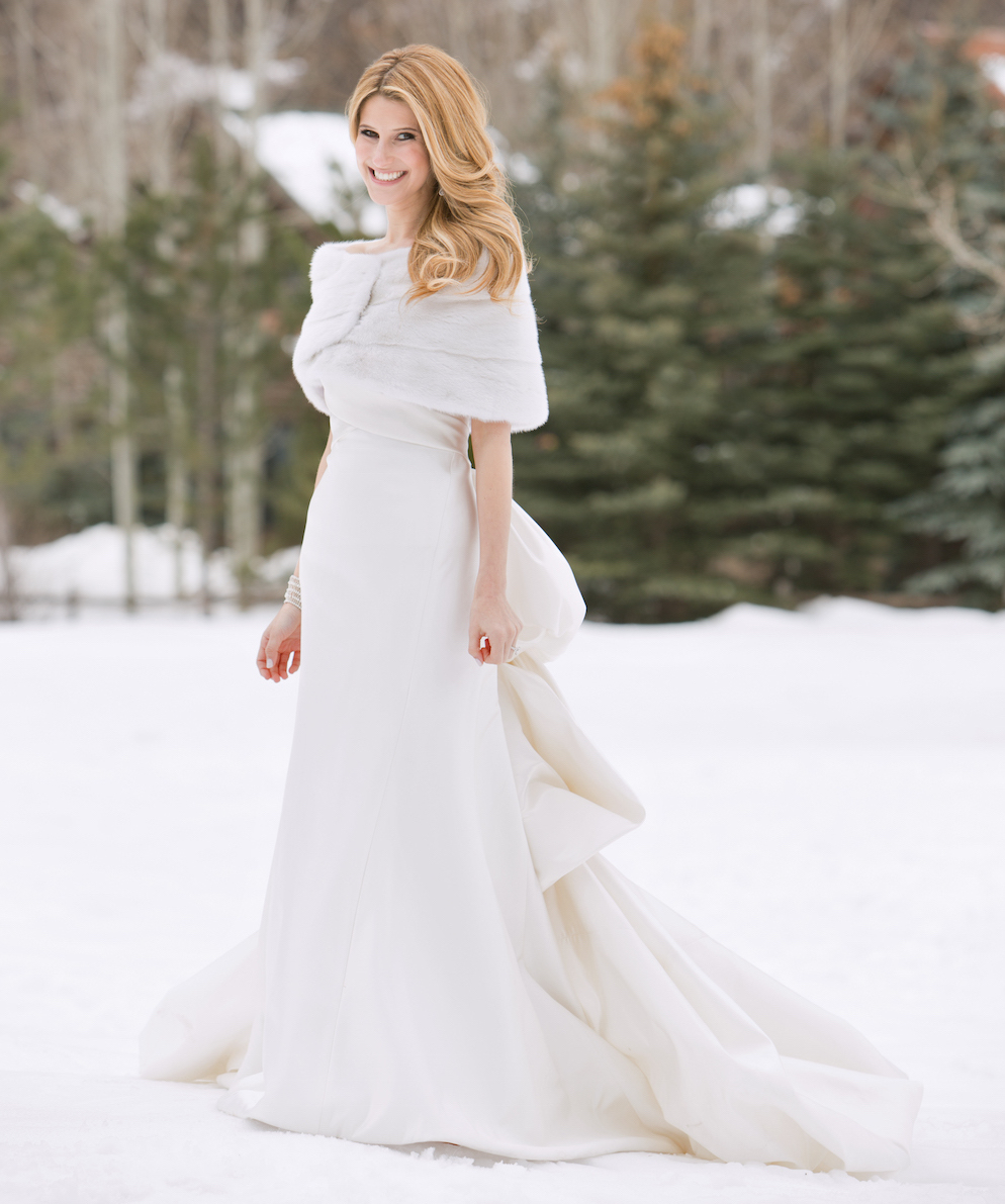 Dazzling Collections Of Winter Wedding Dresses With
