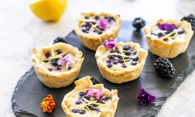 Mini Vegan Tarts