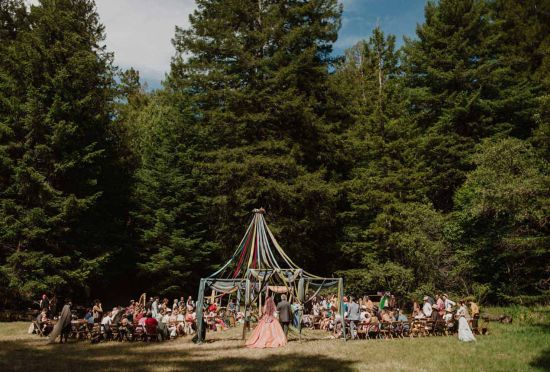 Magical Forest Wedding Theme