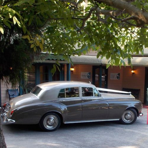 1963 Rolls Royce Silver Cloud Vintage Wedding Car