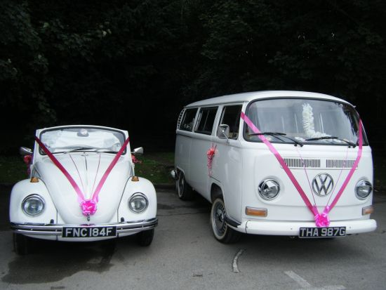 VW Wedding Car By Brooklands Wedding Cars