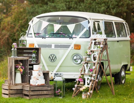 VW Wedding Car By Easy Weddings