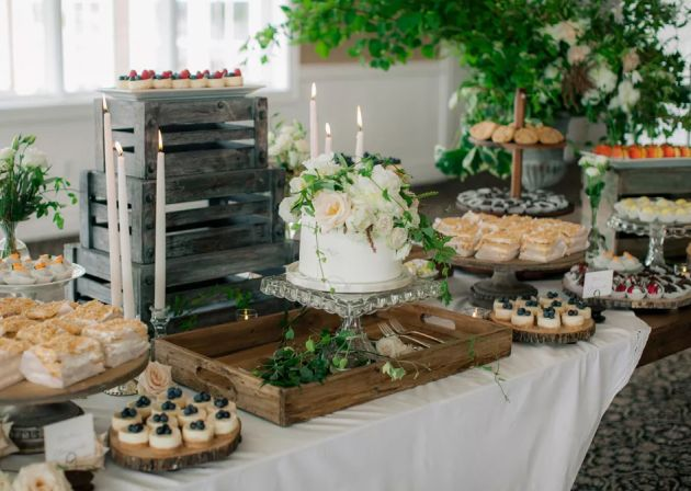 Wedding Pastries