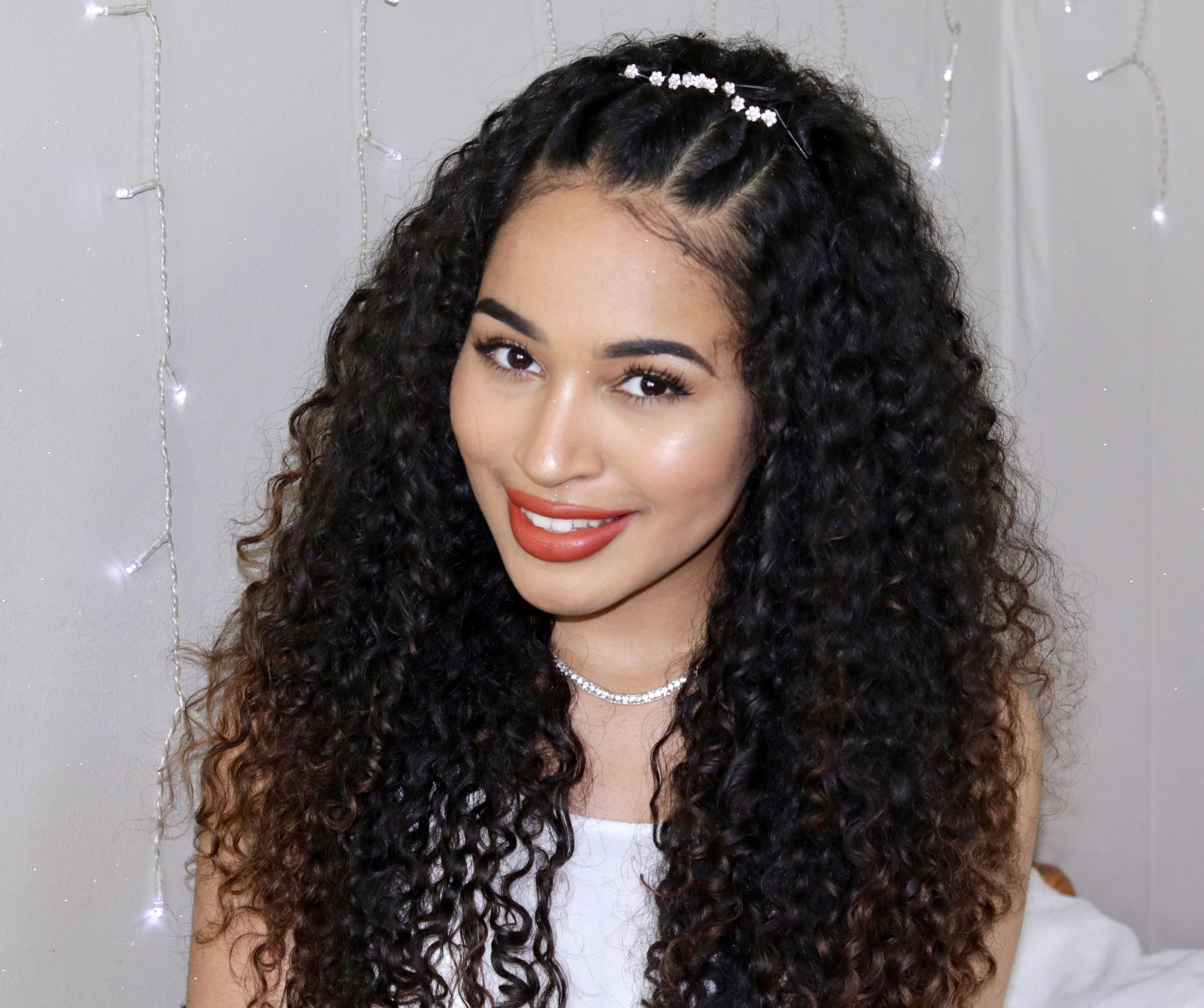 Prom Hairstyles For Naturally Curly Hair